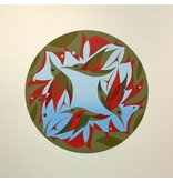 'Pacific Spring' - Print by Susan Point (Coast Salish).