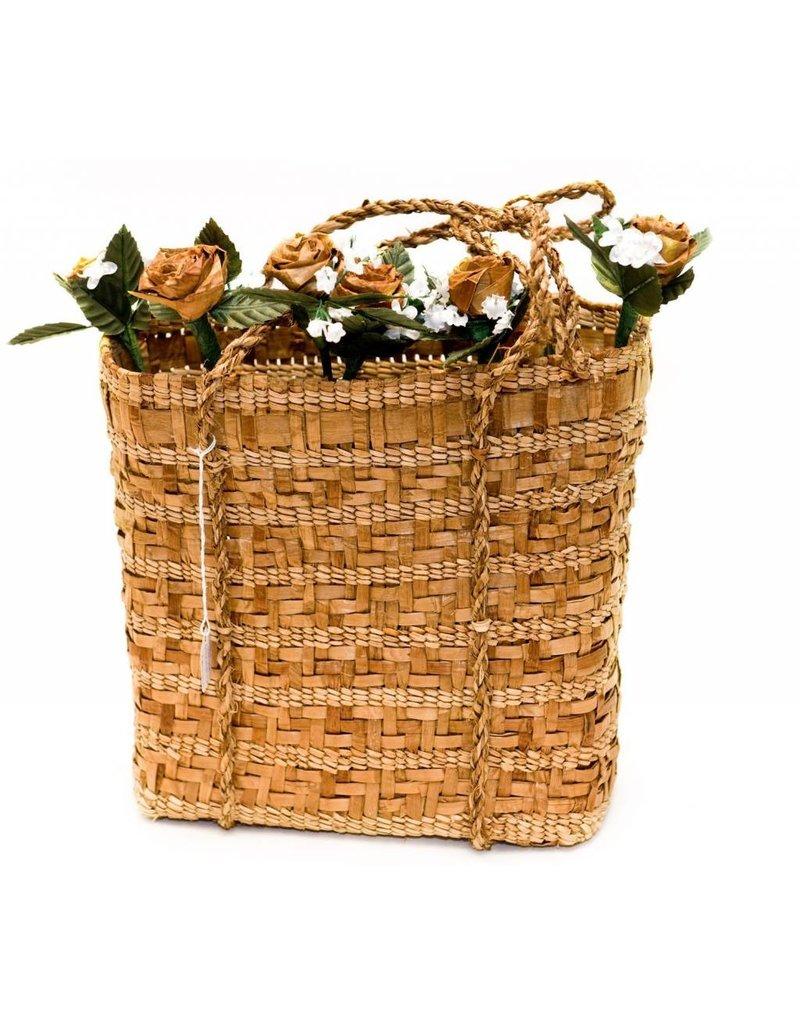 Cedar Hand Bag by Francis Jackson (Gitxsan).