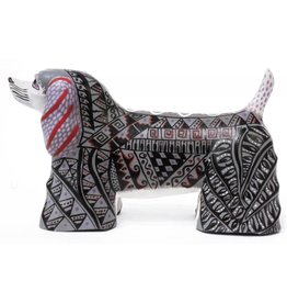 Dog Alebrije by Mario Castellanos and Rayna Ramirez (Zapotec).