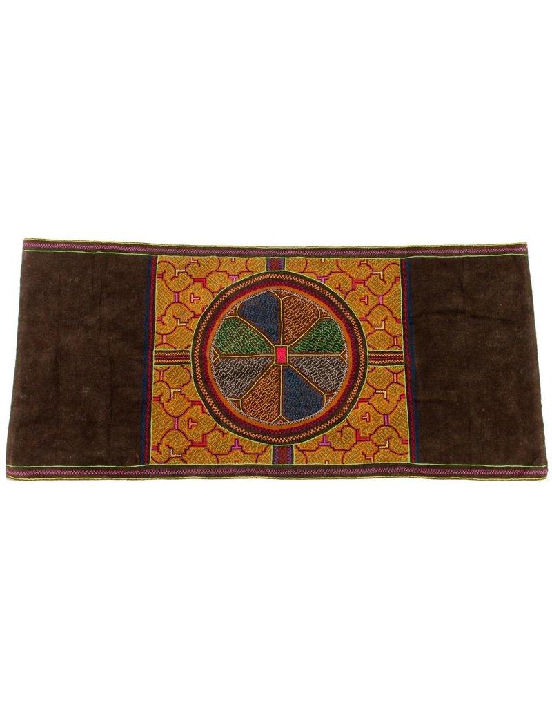 Large Shipibo Textile