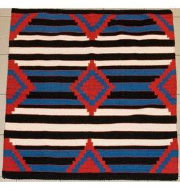'Chief's Blanket Design' Navajo rug