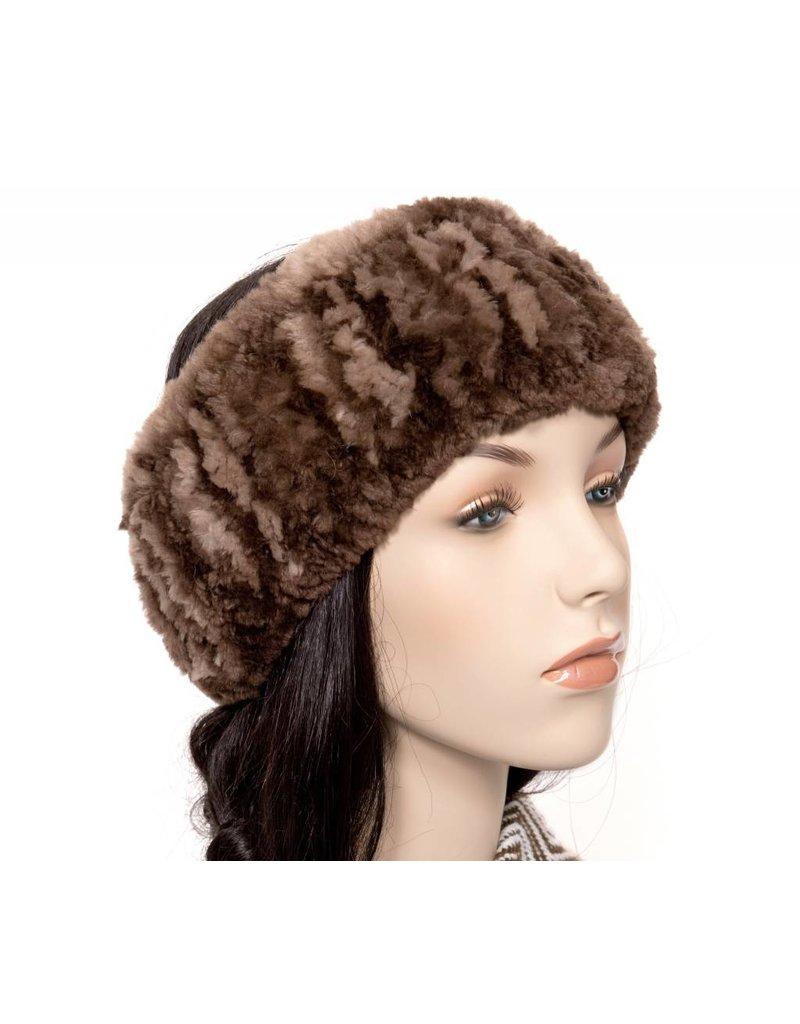 Classic Beaver Fur Headband