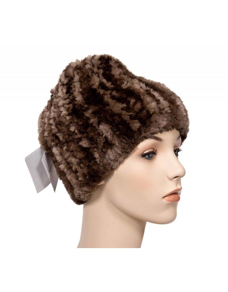 Round Beaver Fur Hat