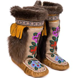 Authentic Hand Made Mukluks.