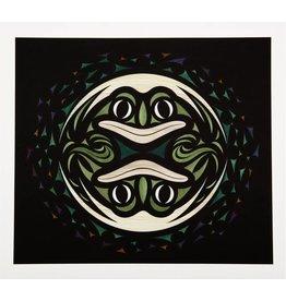 'Genesis' - Print by Susan Point