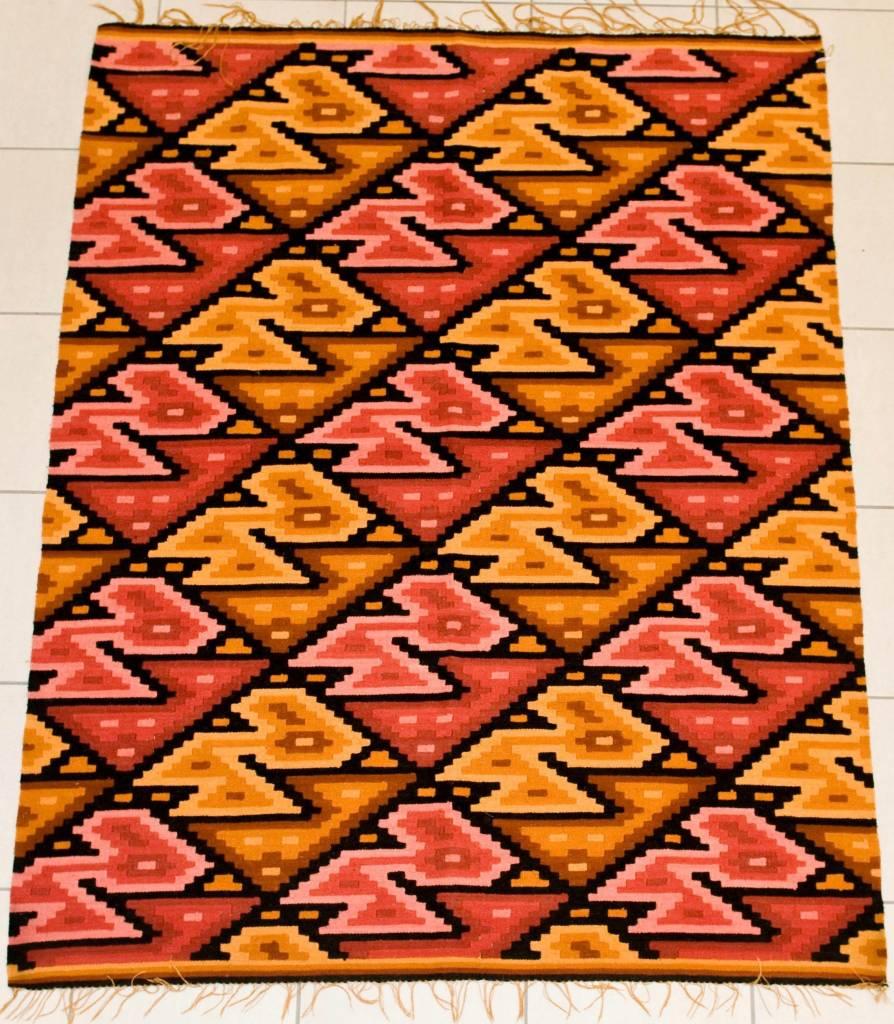 Rug Handmade in Peru (Inca).
