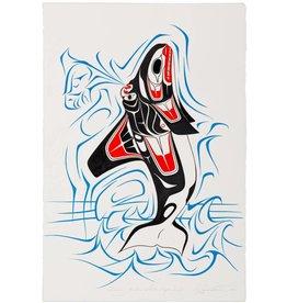 Original Painting 'Orca'