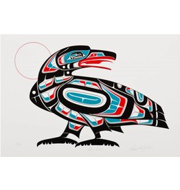 'Raven Trixter' Print by Richard Shorty.