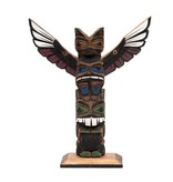 "12"" Totem Poles by Harvey Williams (Dididat)."