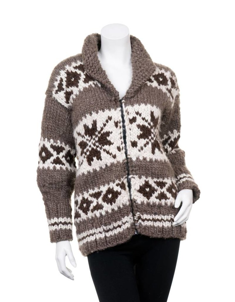 Authentic Cowichan Sweater