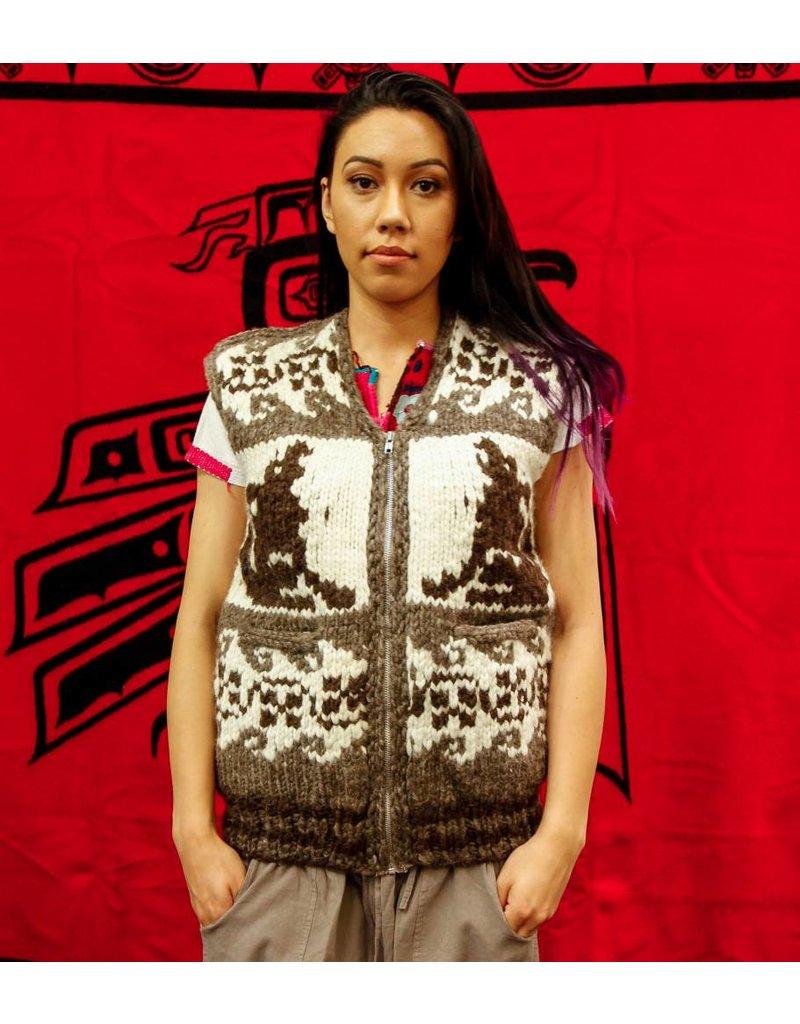 Cowichan Sweater Vest