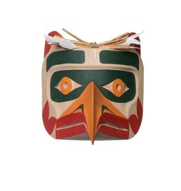 Small Eagle Mask by Russel Tate (Ditidaht).