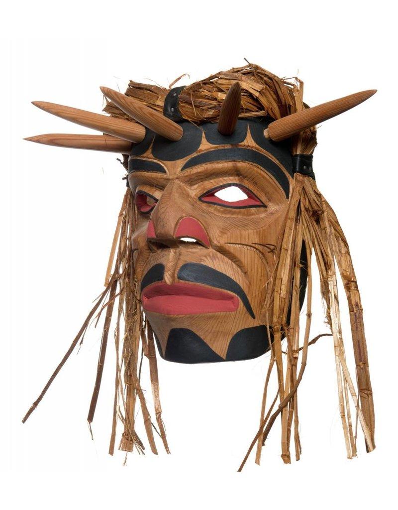 Shaman Mask by Emil Thibert