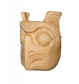 Owl Mask by Rick Wesley