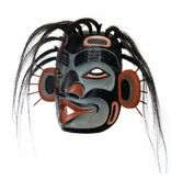 Sea Dzunukwa Mask by Mathew Baker