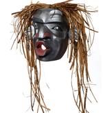 Dzunukwa mask by Emil Thibert