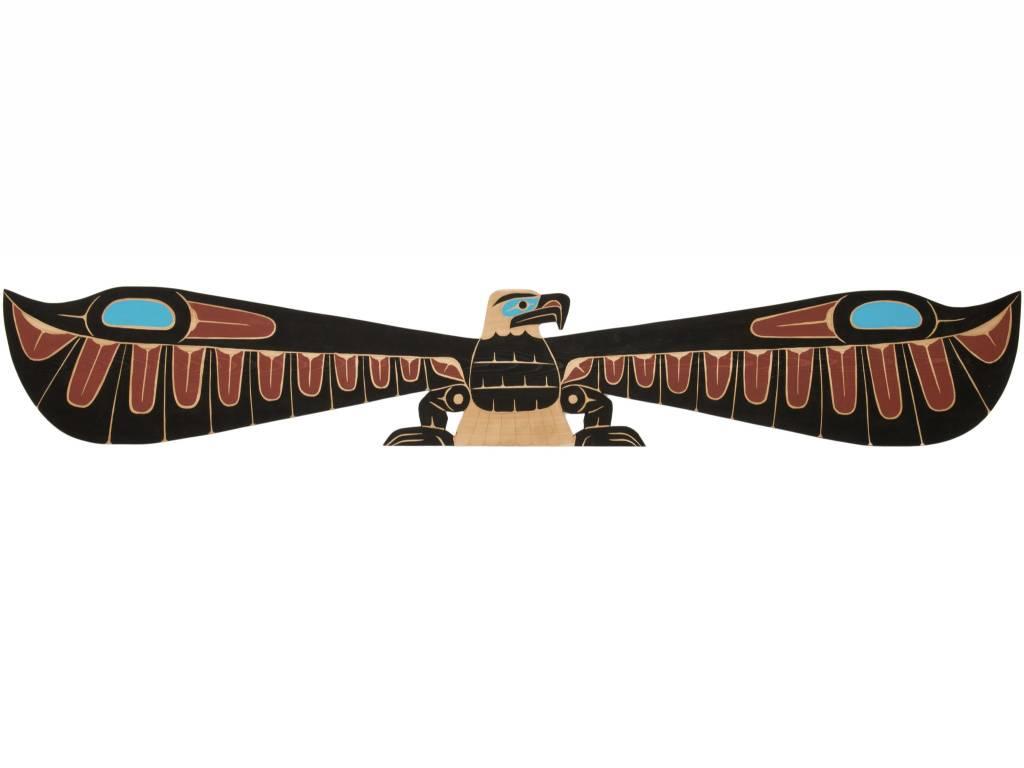 6' Eagle Plaque by David Louis Jr.