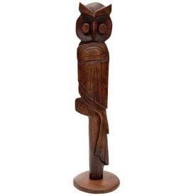 Owl Pole by Bob Clark (Stolo).