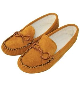 Childrens Moosehide Moccasins