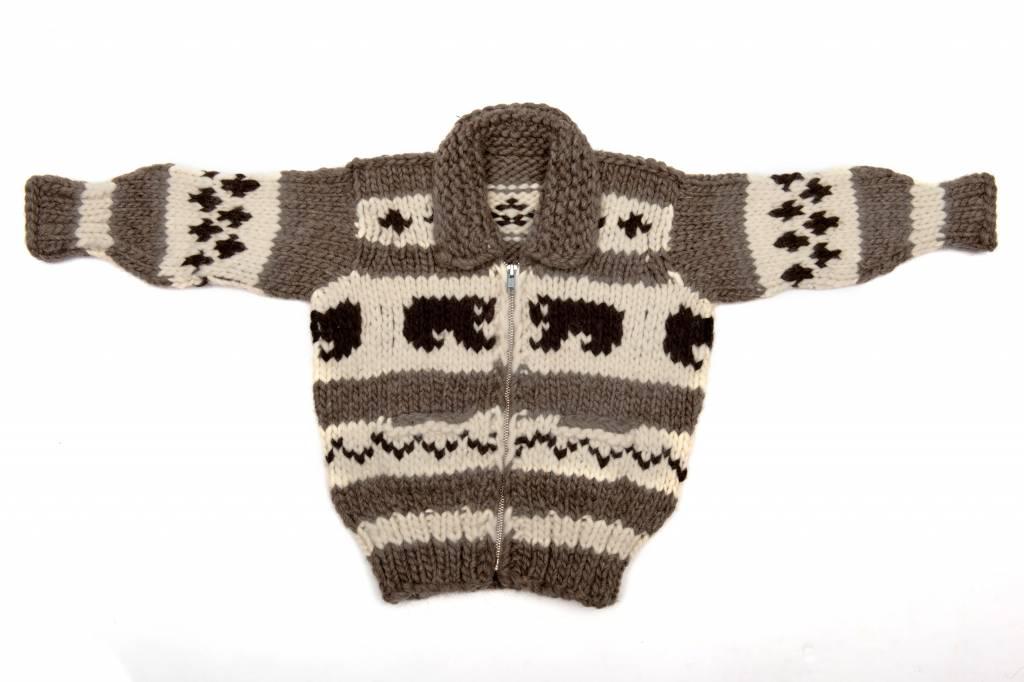 Children's Cowichan Sweater