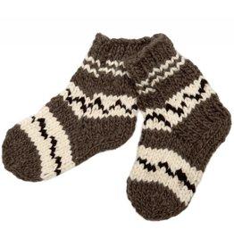 Cowichan Knit Socks