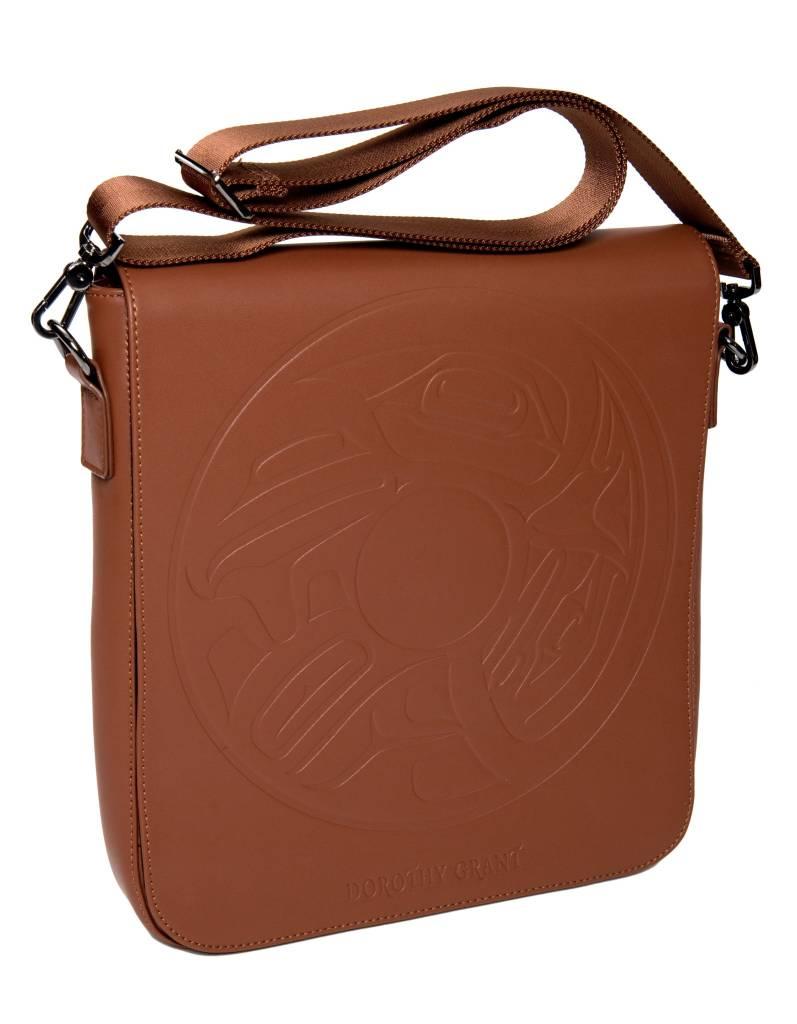 Raven Messenger Bag Dorothy Grant