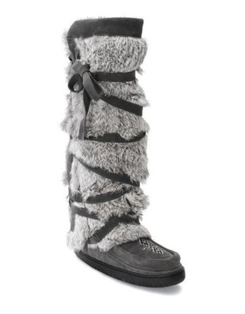 Tall Wrap Mukluks