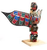 """25"""" Eagle Pole by Jimmy Joseph"""