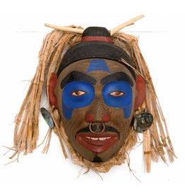 Shaman Mask by Corey Bulpitt