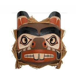 Beaver Mask by Mathew Baker