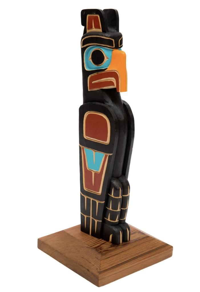 Thunderbird Pole by Cody Mathias (Squamish).