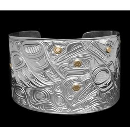 Animal Kingdom Bracelet with Gold Eyes