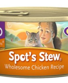 Halo Spots Stew Cat Cans