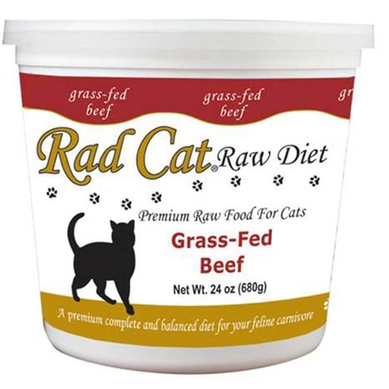 Rad Cat Raw