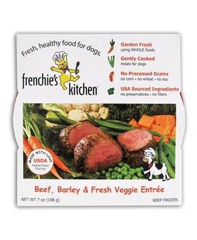 FRENCHIE'S KITCHEN Frenchie's Kitchen Beef, Chicken & Turkey