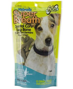 FIDO INC. Fido Super Breath Bone