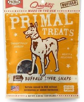 PRIMAL PET FOODS INC. Primal Snap Treats
