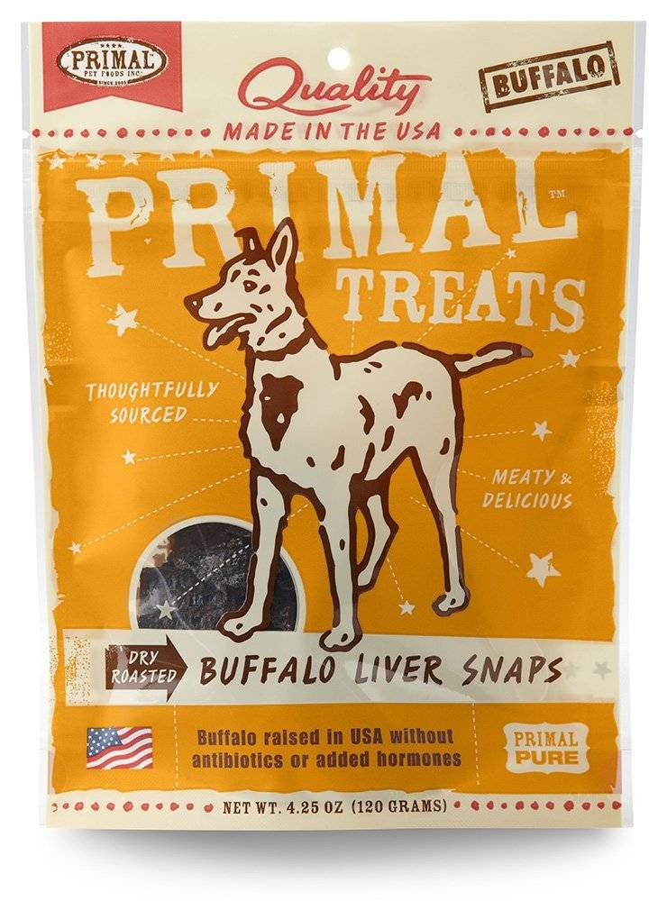 PRIMAL PET FOODS INC. Primal Snap Treats
