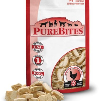 PureBites Freeze Dried Dog Treats