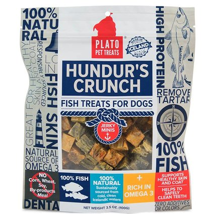 Plato Hundur's Crunch Fish Jerky