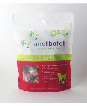SMALLBATCH PETS Smallbatch Freeze Dried Hearts