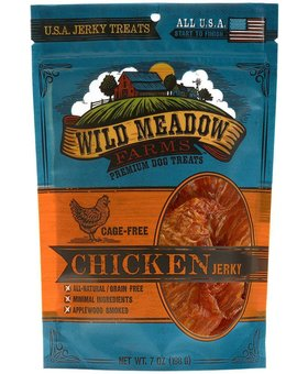 WILD MEADOW FARMS Wild Meadow Farms Chicken Jerky