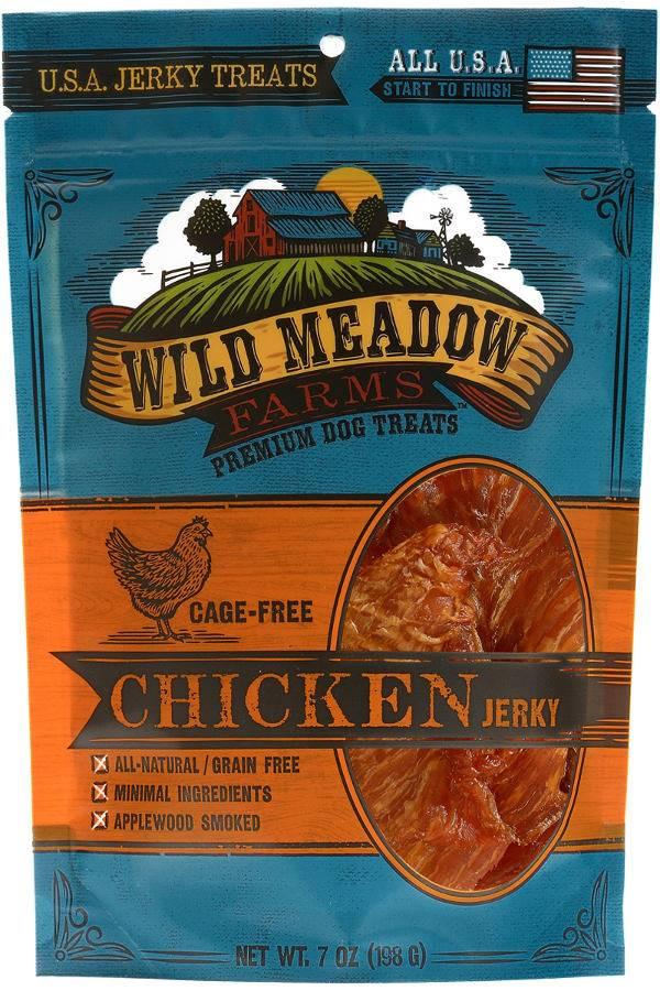 WILD MEADOW FARMS Wild Meadow Farms Chicken Jerky