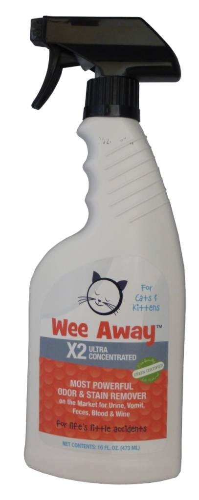 Wee Away X2 Cat 16 OZ
