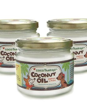 CocoTherapy Coconut Oil 8 OZ