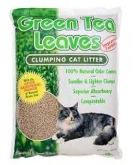 Green Tea Litter