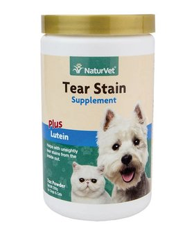 NaturVet Tear Stain Powder 200g