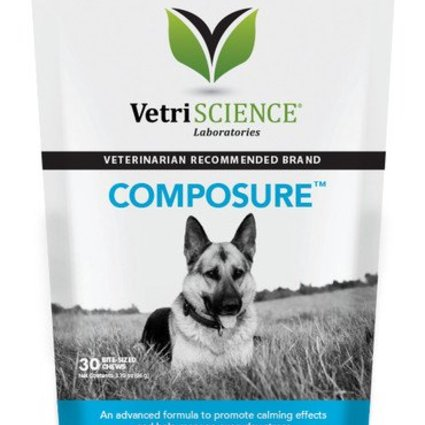 VetriScience Compusure Canine Chews 30 CT