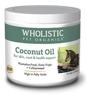 THE WHOLISTIC PET Wholistic Pet Coconut Oil