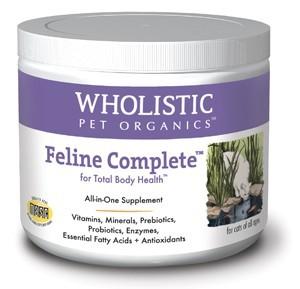 THE WHOLISTIC PET Wholistic Feline Complete 8 OZ